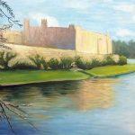 novus art leeds castle chris ware
