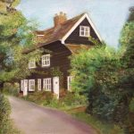 novus art cottage in lane mike wells