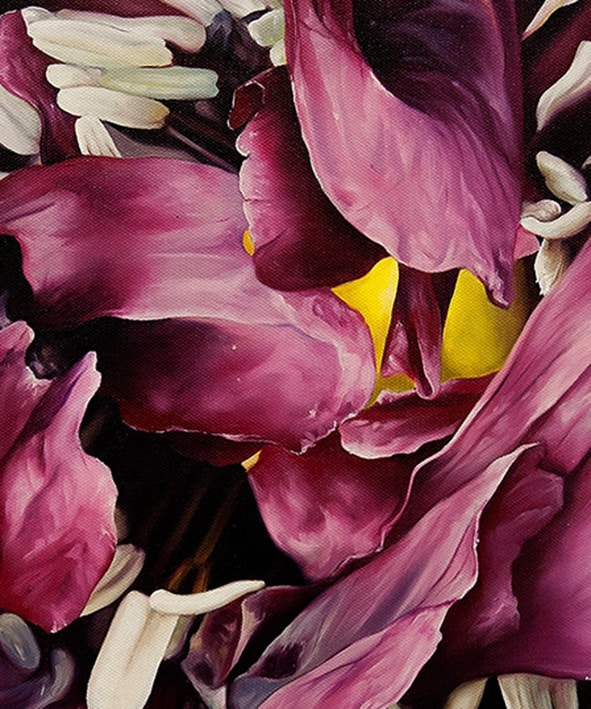 home page peony painting square