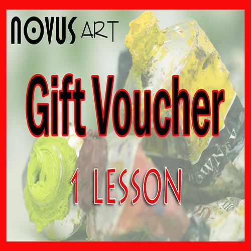 gift voucher 1 lesson