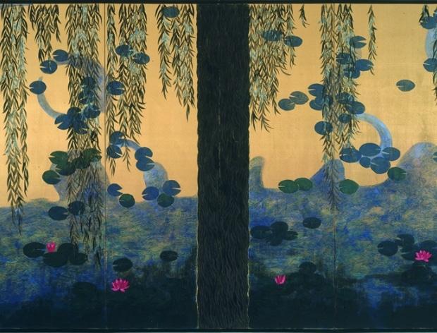 hiramatsu reiji painting trees