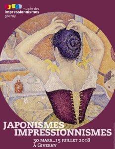 impressionism museum poster