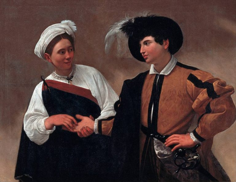 Caravaggio-The-Fortune-Teller